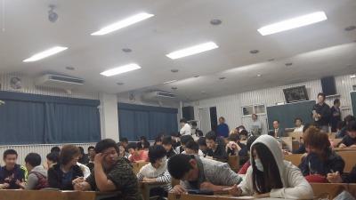 生徒総会の様子③