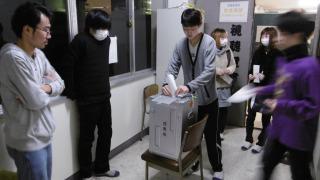 投票の様子②