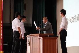 生徒総会②